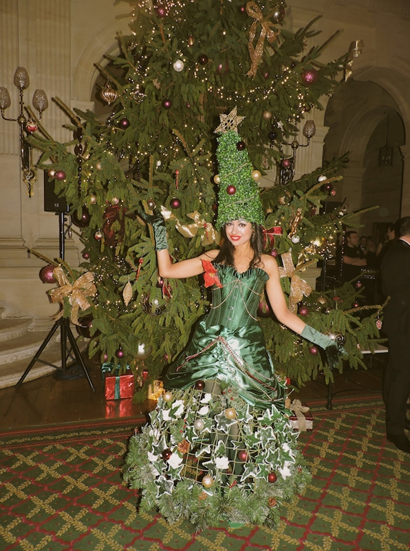 Rock Around The Christmas Tree.Christmas Themed Acts For Your Christmas Party Event