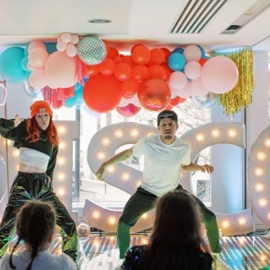 Bar & Bat Mitzvah Dancers