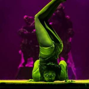 Contortion-Act