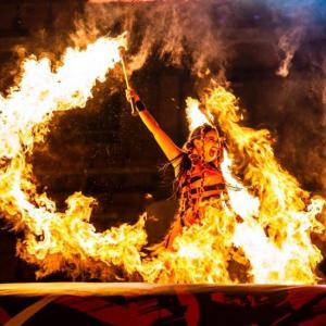 Festival-Fire-Performer
