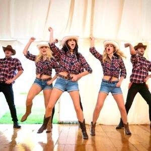 Line Dancers