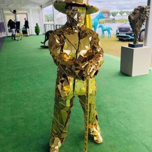 Gold-Mirror-Man-